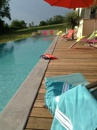 Chambres d 39 hotes ecully et gite piscine proche de lyon for Piscine d ecully