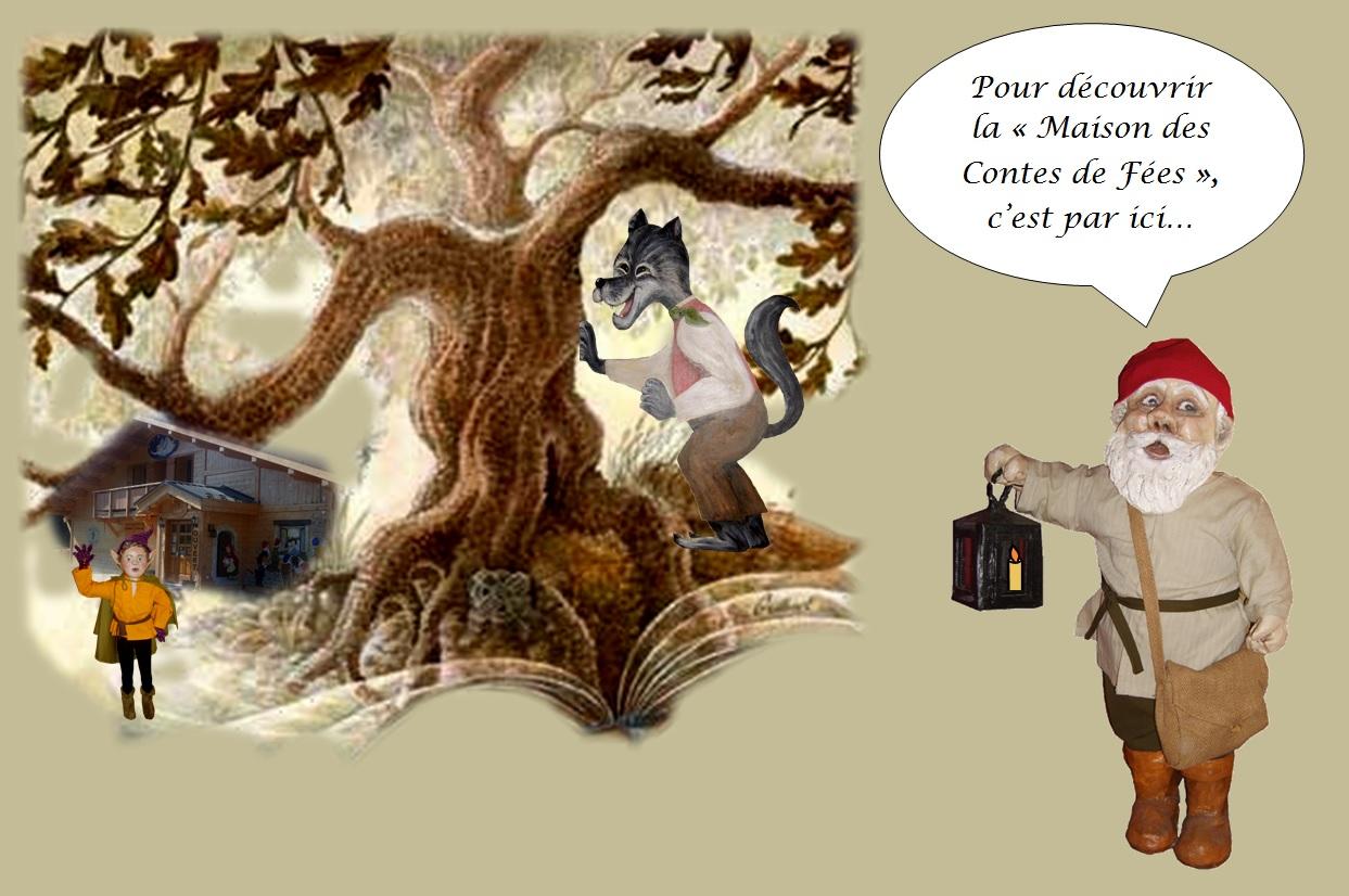 La Maison Des Contes De Fées | Ventana Blog